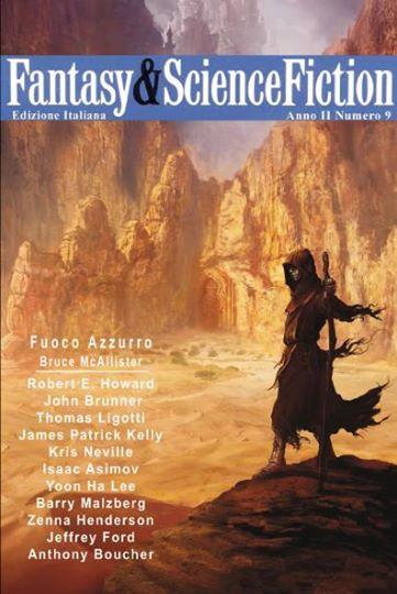 Fantasy & Science Fiction 9