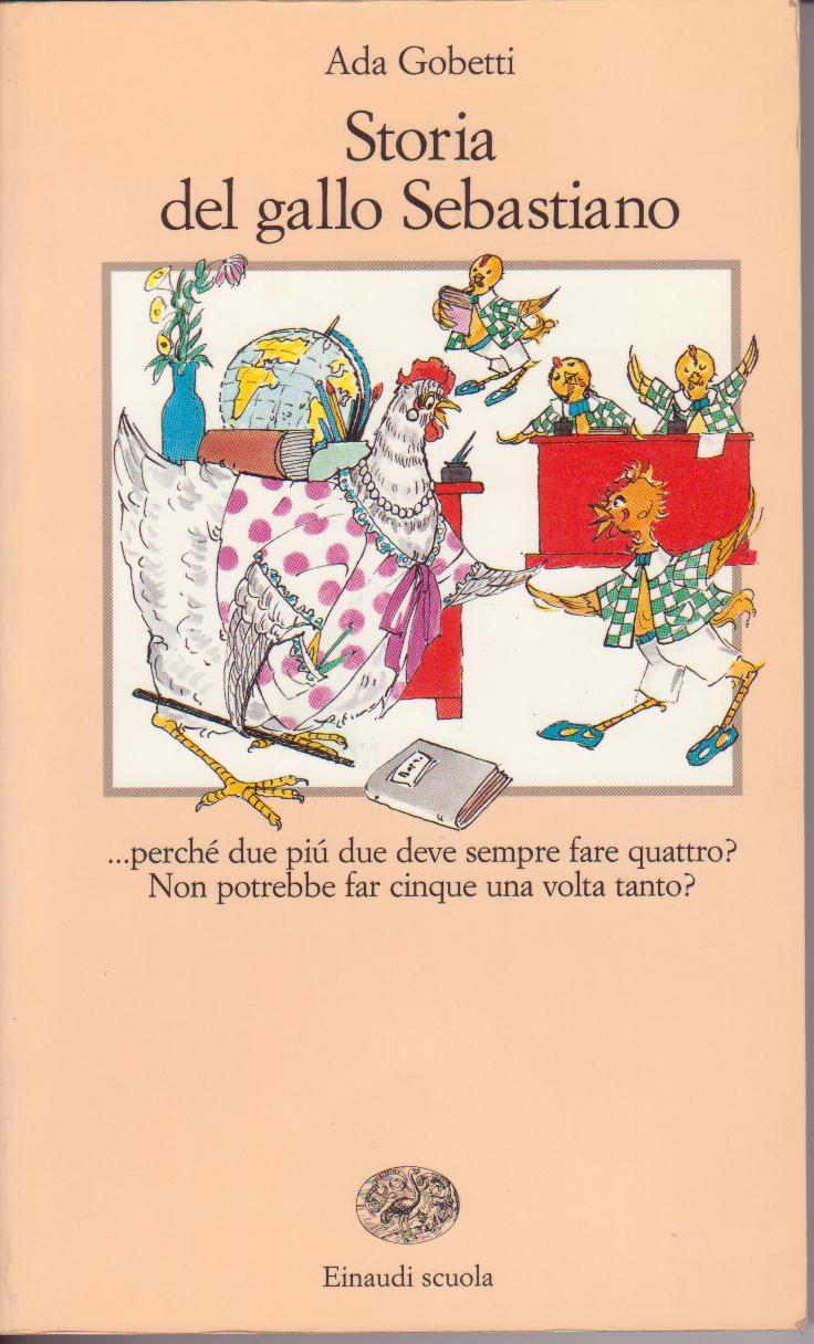 Storia del gallo Seb...