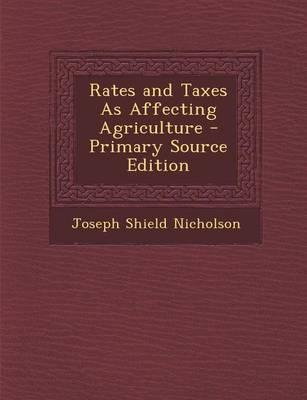 Rates and Taxes as A...