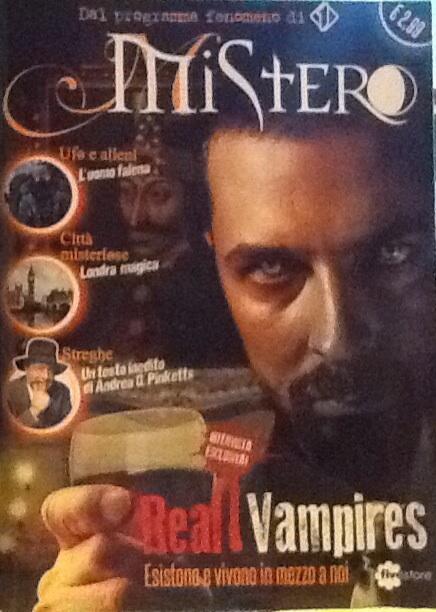 Magazine Mistero