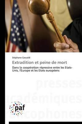 Extradition et Peine de Mort