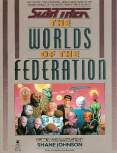Star Trek The Worlds of the Federation