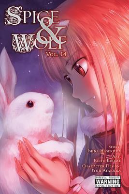 Spice & Wolf 14
