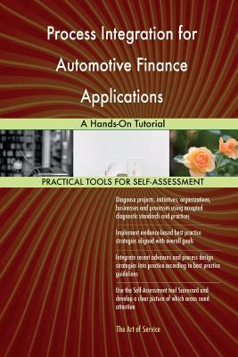 Process Integration for Automotive Finance Applications