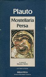 Mostellaria; Persa
