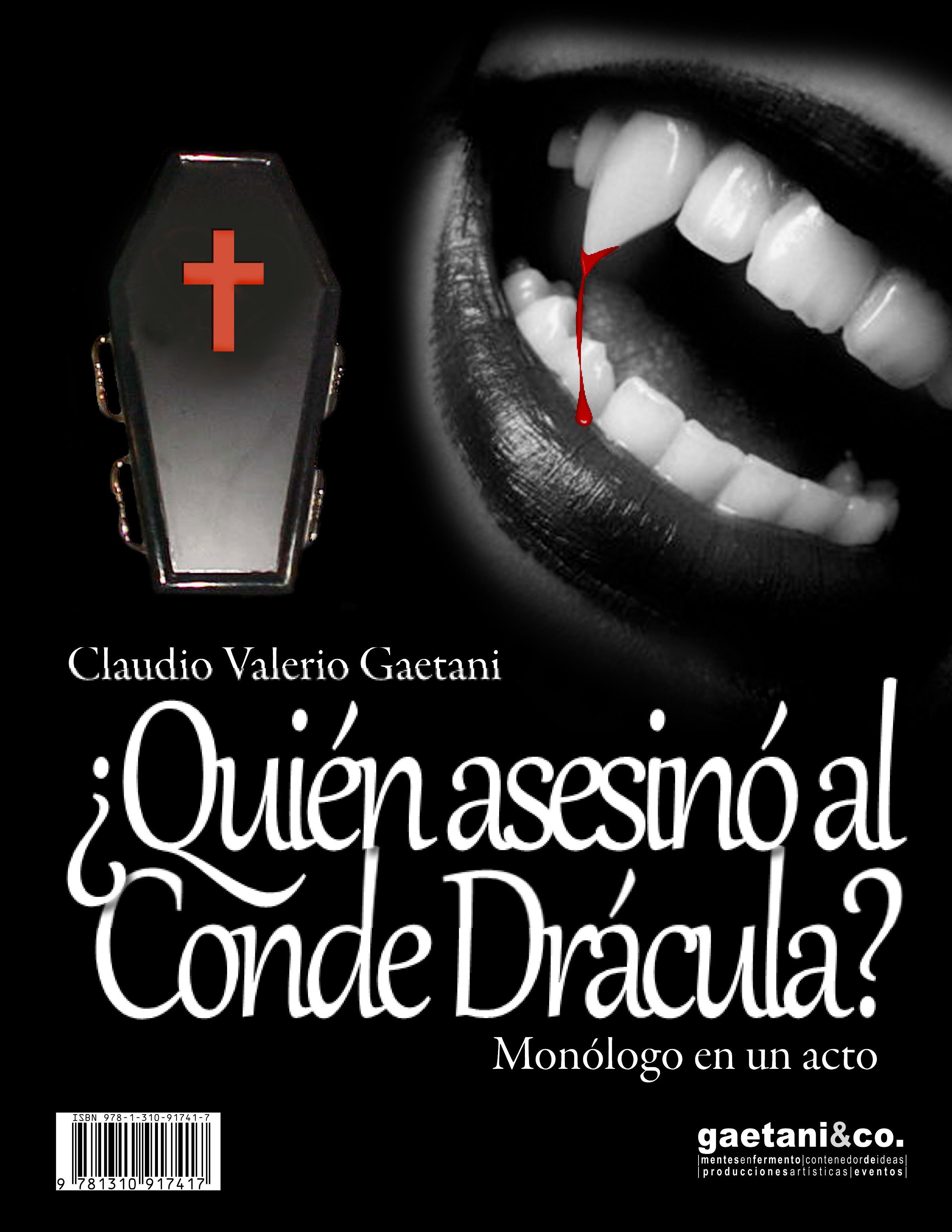 ¿Quien asesinó al Conde Drácula?