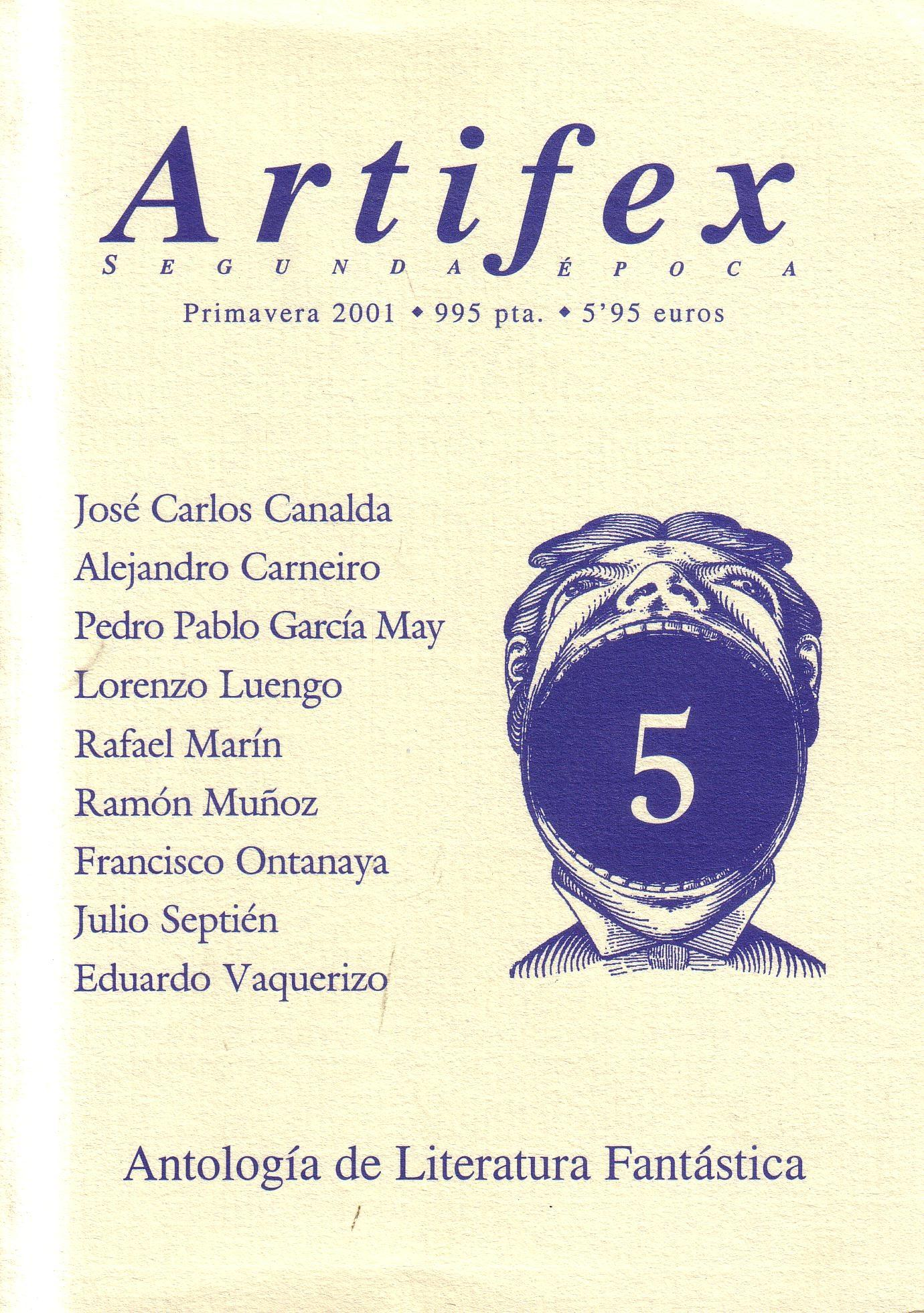 Artifex Vol. 5