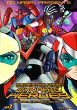 Dynamic Heroes vol. 02 Oro
