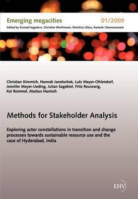 Methods for Stakeholder Analysis