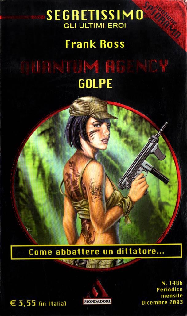 Quantum Agency: Golpe