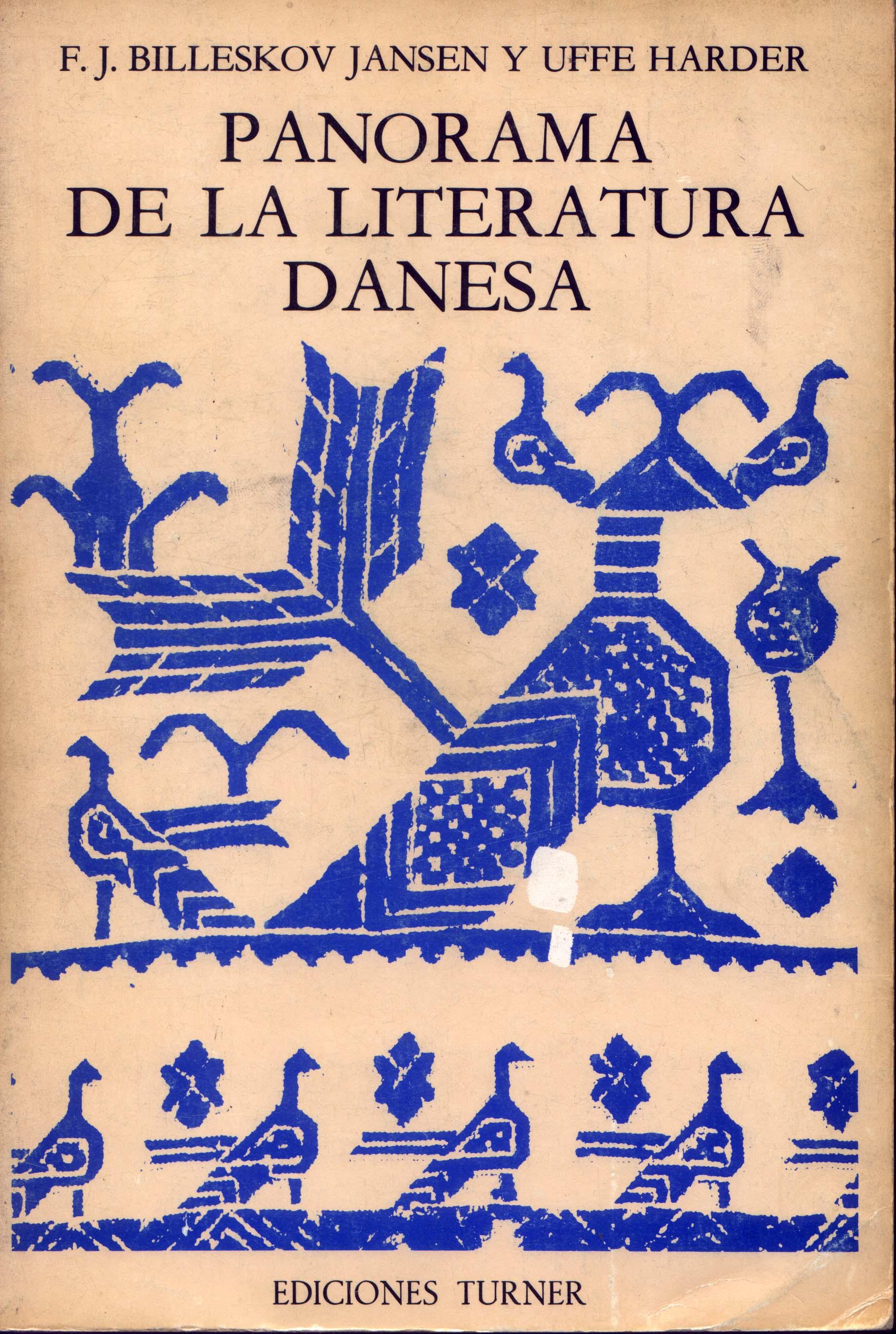Panorama de la literatura danesa