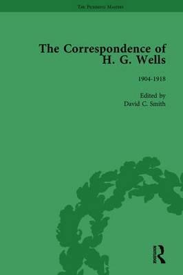 The Correspondence of H G Wells Vol 2