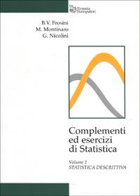 Complementi ed esercizi di statistica / Statistica descrittiva