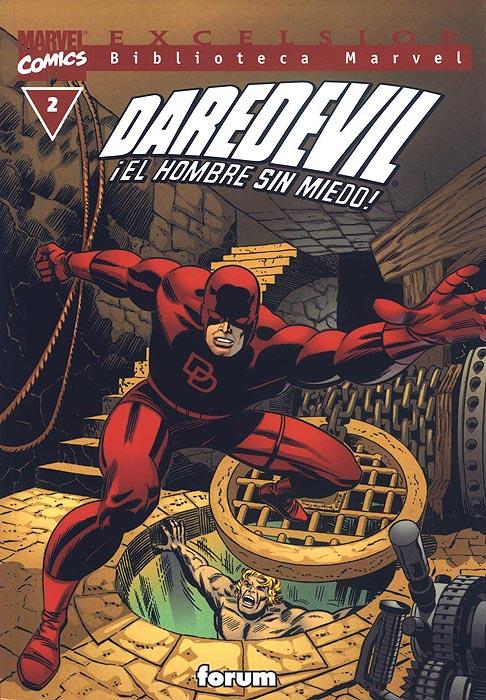 Biblioteca Marvel: Daredevil #2 (de 22)