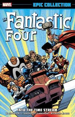 The Fantastic Four Epic Collection 20