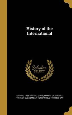 HIST OF THE INTL