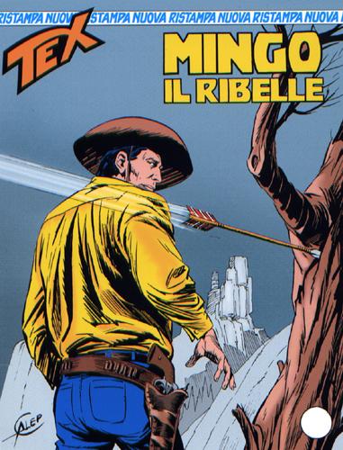 Tex nuova ristampa n. 184