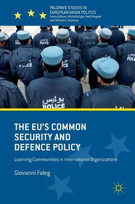 The Eu's Common Security and Defence Policy