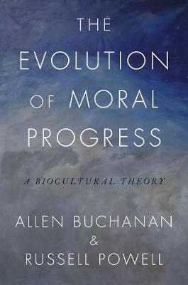 The Evolution of Moral Progress