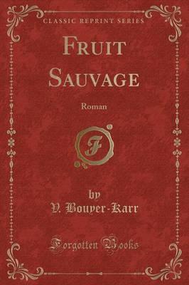 Fruit Sauvage