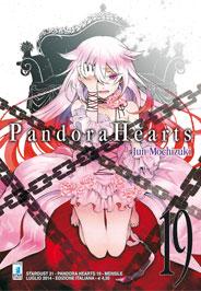 Pandora Hearts vol. 19