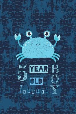 5 Year Old Boy Journal