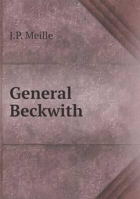 General Beckwith