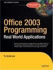 Office 2003 Programming
