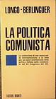 La politica comunista