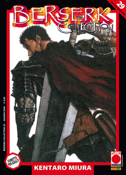 Berserk Collection Serie Nera Vol. 29