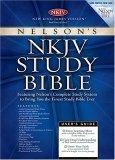 Nelson's NKJV Study Bible - Large Print