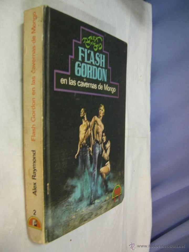 Flash Gordon en las cavernas de Mongo