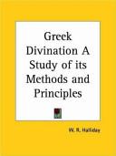 Greek Divination