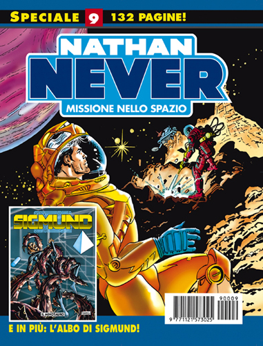 Speciale Nathan Never n. 9