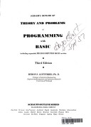 Schaum's Outline of theory and problems of programming with BASIC