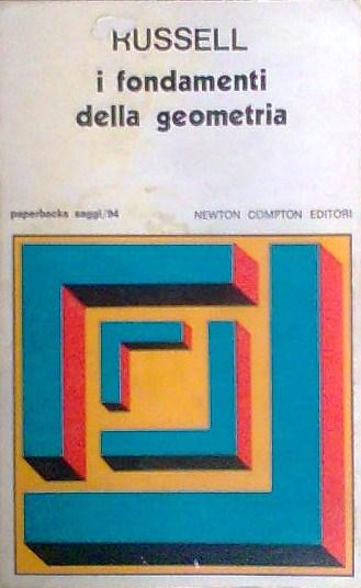 I fondamenti della geometria