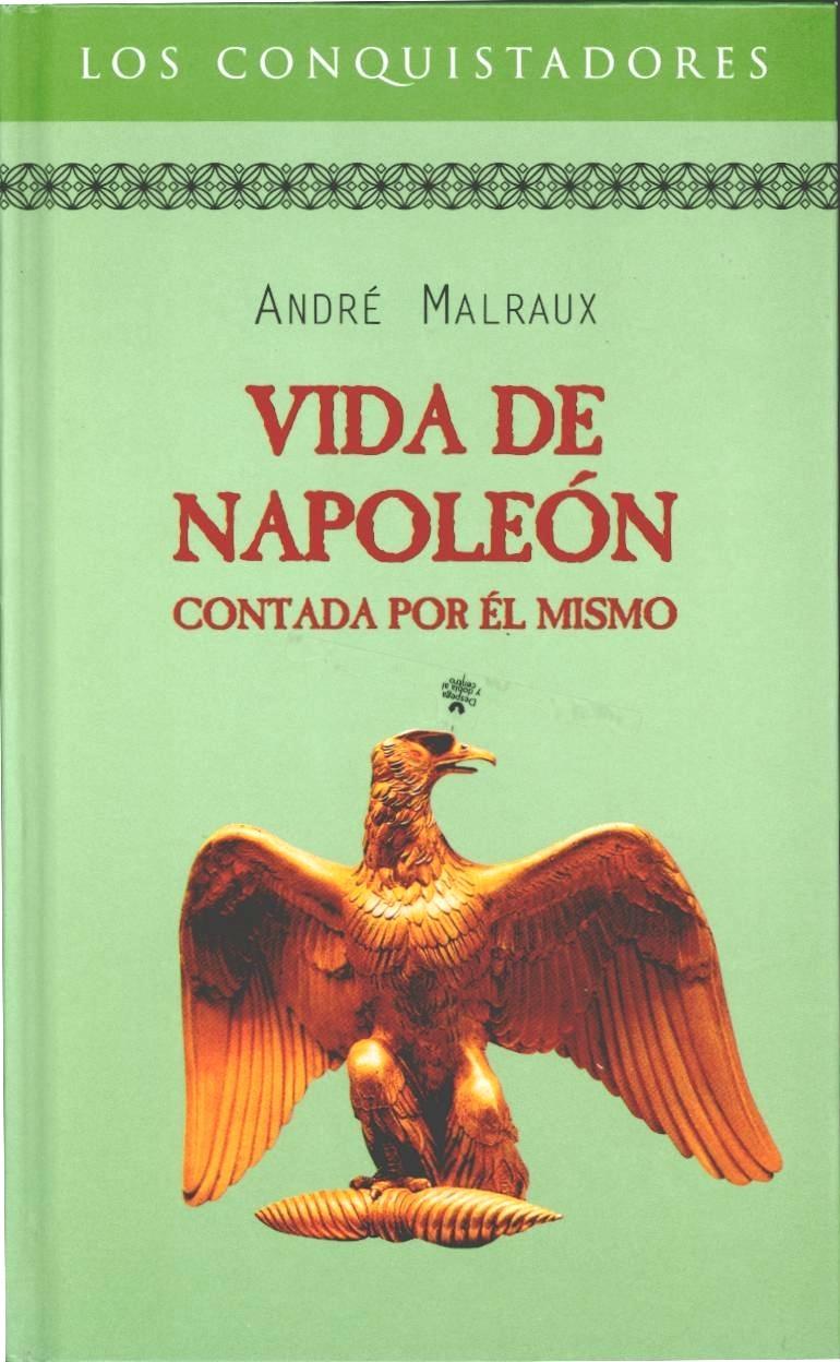 Vida de Napoleón contada por él mismo