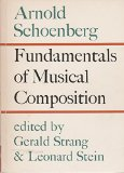 Fundamentals of Musical Composition