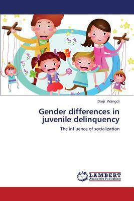 Gender differences in juvenile delinquency