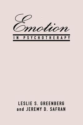 Emotion In Psychotherapy