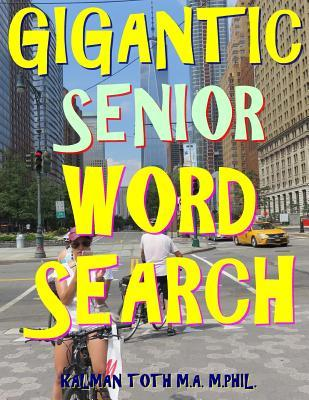 Gigantic Senior Word Search