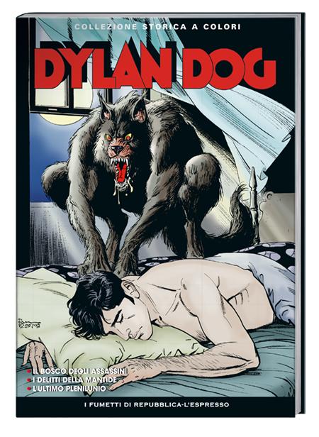 Dylan Dog Collezione storica a colori n. 24