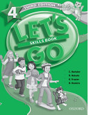 Let's Go 4 3/E Skills Book(CD1장포함)