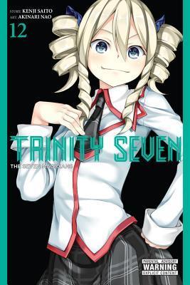 Trinity Seven The Seven Magicians 12