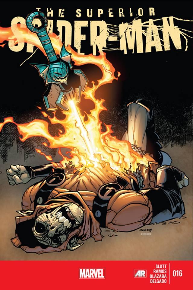 The Superior Spider-Man Vol.1 #16