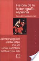 Historia de la historiografía española