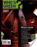 Who's Green 2007