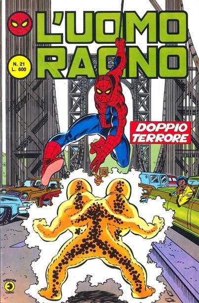 L'Uomo Ragno (2a serie) n. 21