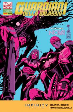 Guardiani della Galassia #9