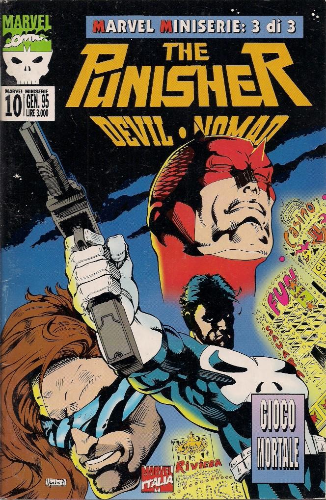 The Punisher - Devil - Nomad: Gioco mortale 3 (di 3)